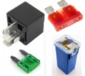 Relays & Fuses